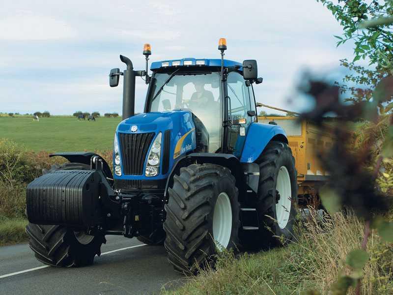 Photo du Tracteurs agricoles T8030