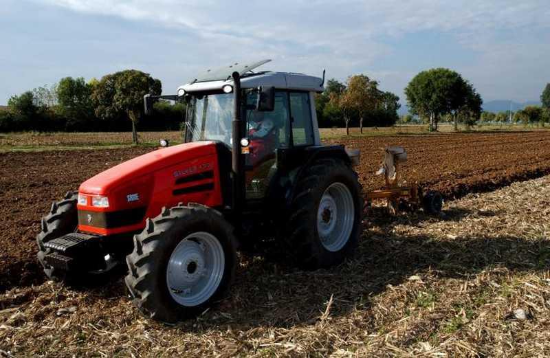 Photo du Tracteurs agricoles Silver 130