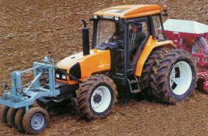 Photo du Tracteurs agricoles Céres 95 X spacial