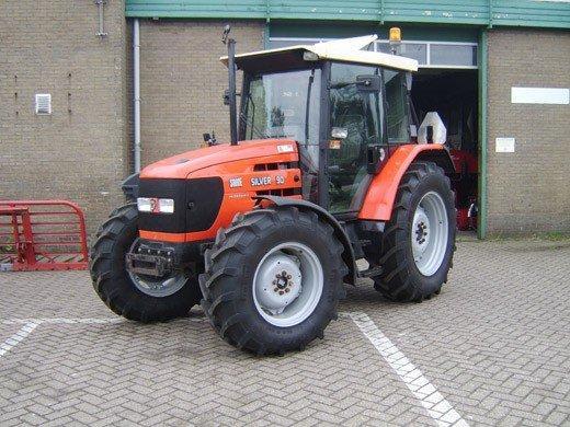 Photo du Tracteurs agricoles Silver 90