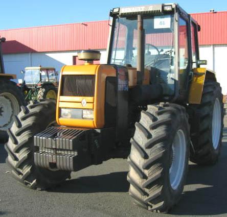 Photo du Tracteurs agricoles 110-54 TX