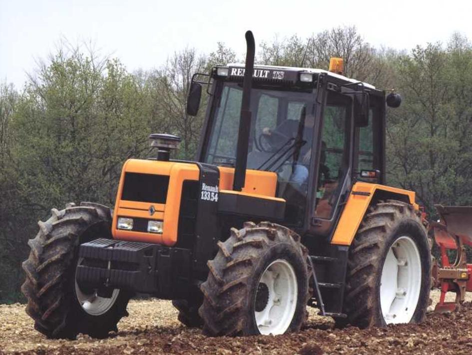 Photo du Tracteurs agricoles 133-54 TZ - TX