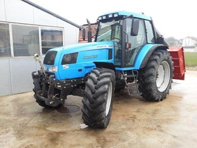 Photo du Tracteurs agricoles Legend 105