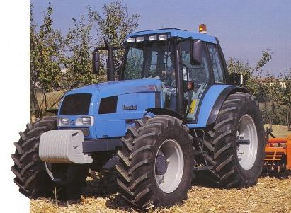 Photo du Tracteurs agricoles Legend 145