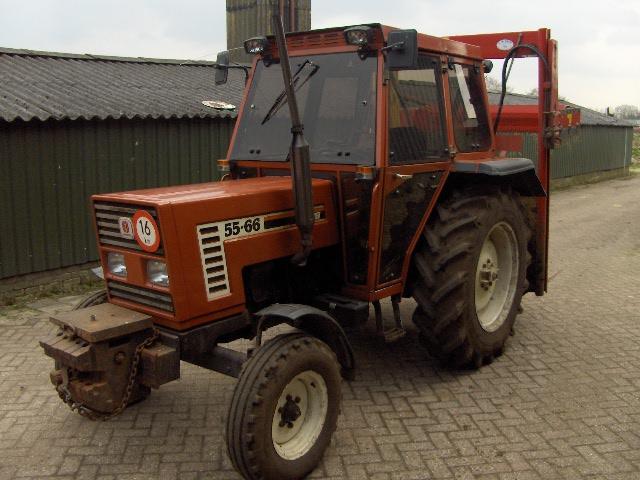 Photo du Tracteurs agricoles 56 66 S