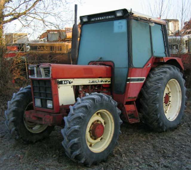 Photo du Tracteurs agricoles 845 XL