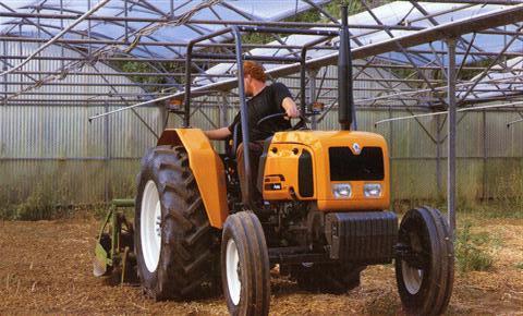Photo du Tracteurs agricoles Pales 210