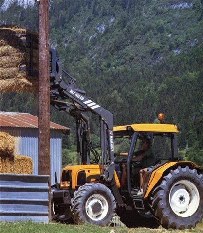 Photo du Tracteurs agricoles Pales 240