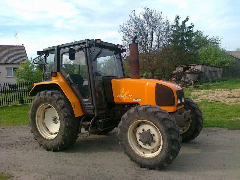 Photo du Tracteurs agricoles Céres 75