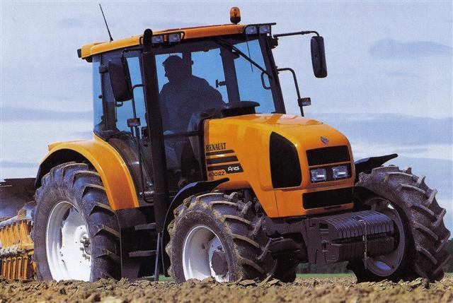 Photo du Tracteurs agricoles Ares 630 RX