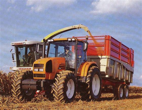 Photo du Tracteurs agricoles Ares 640 RZ