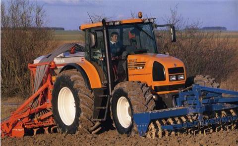 Photo du Tracteurs agricoles Ares 710 RZ