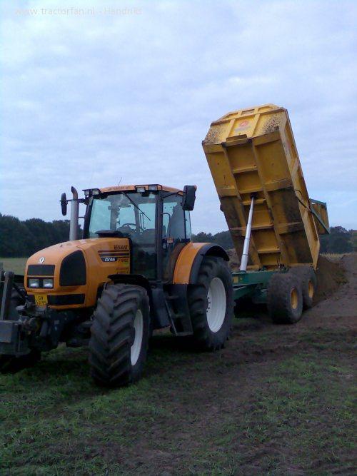 Photo du Tracteurs agricoles Ares 725 RZ