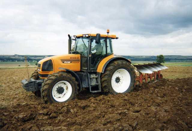 Photo du Tracteurs agricoles Ares 735 RZ