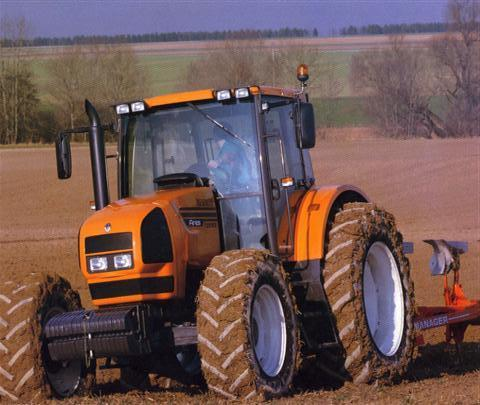 Photo du Tracteurs agricoles Ares 720 RZ