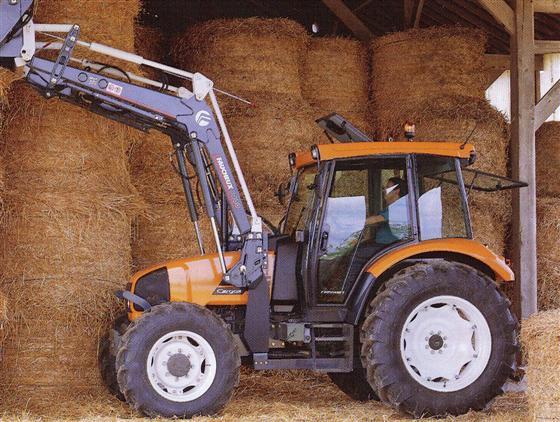 Photo du Tracteurs agricoles Cergos 330