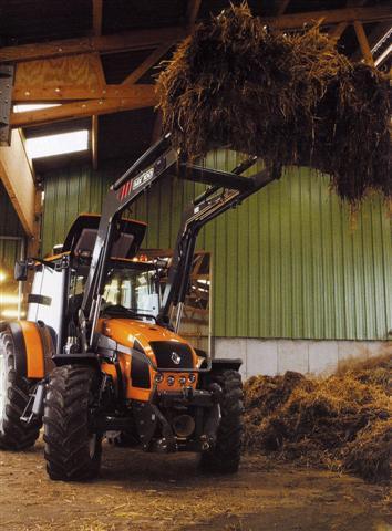 Photo du Tracteurs agricoles Celtis 436 RC / RX