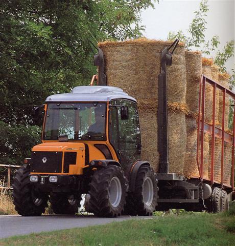 Photo du Tracteurs agricoles Multis 156 TR