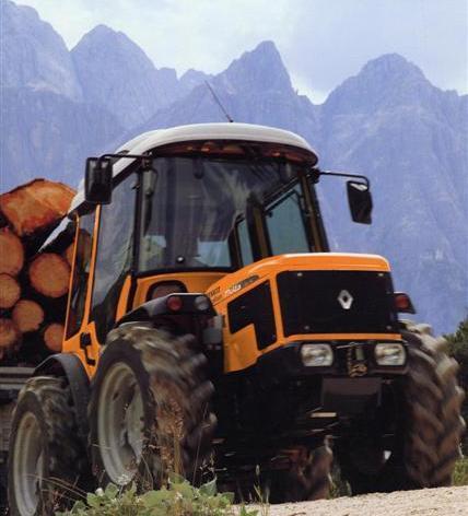Photo du Tracteurs agricoles Multis 156 XR