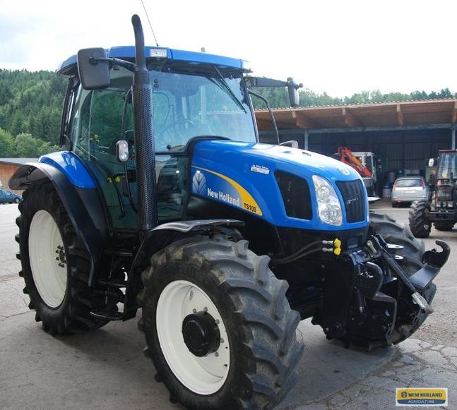 Photo du Tracteurs agricoles TS100A
