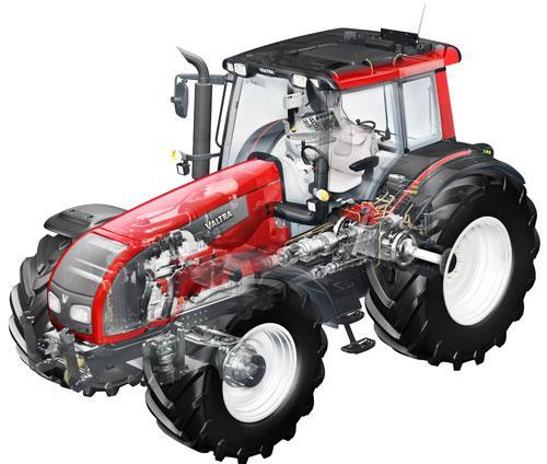 Photo du Tracteurs agricoles T 130