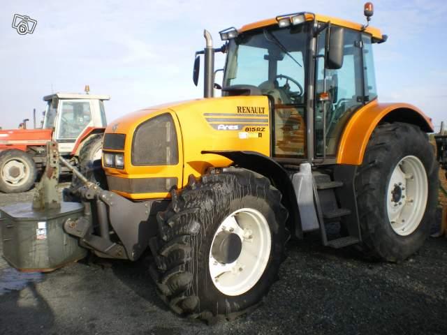 Photo du Tracteurs agricoles Ares 815 RZ