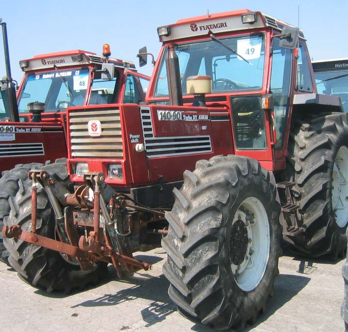 Photo du Tracteurs agricoles 140-90