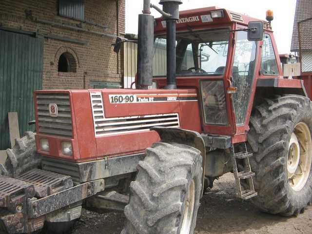 Photo du Tracteurs agricoles 160-90