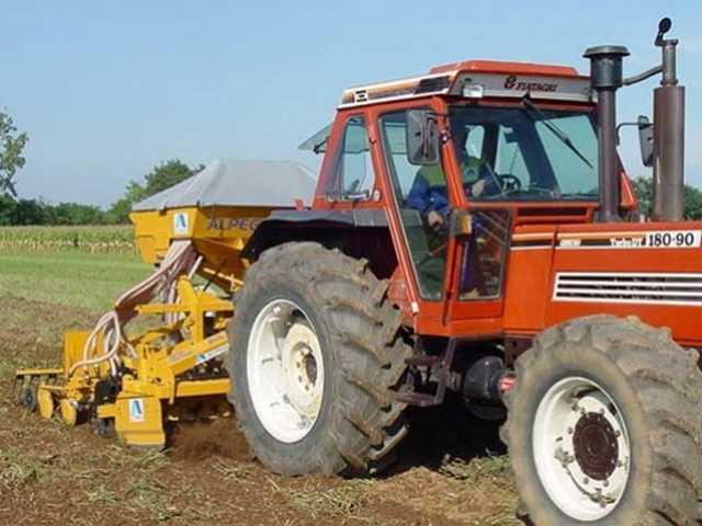 Photo du Tracteurs agricoles 180-90