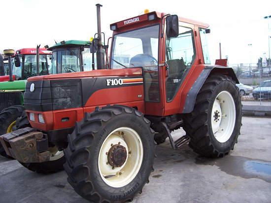 Photo du Tracteurs agricoles F100