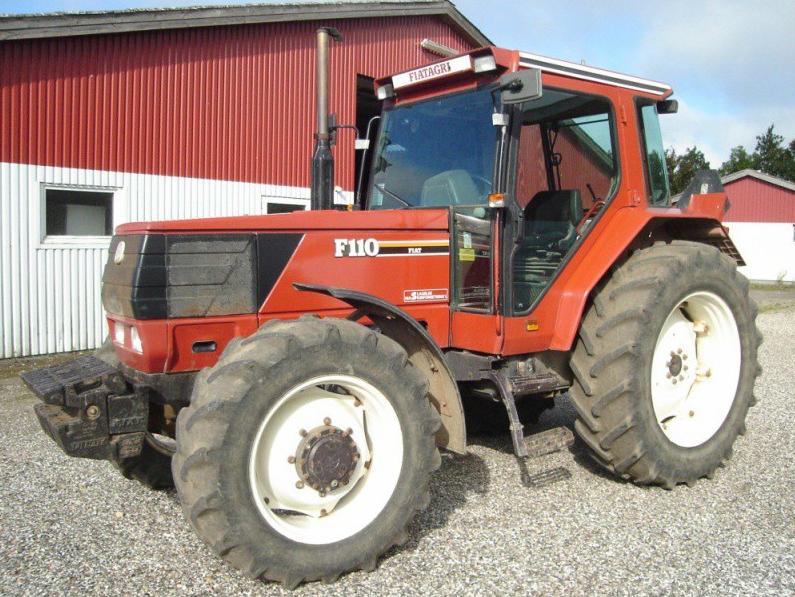 Photo du Tracteurs agricoles F110