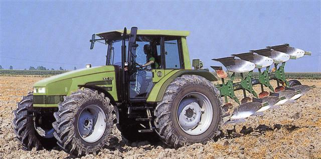 Photo du Tracteurs agricoles XT 911