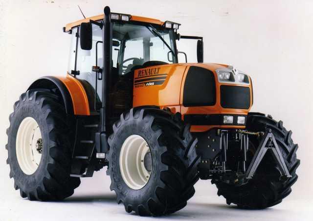 Photo du Tracteurs agricoles Atles 925 RZ
