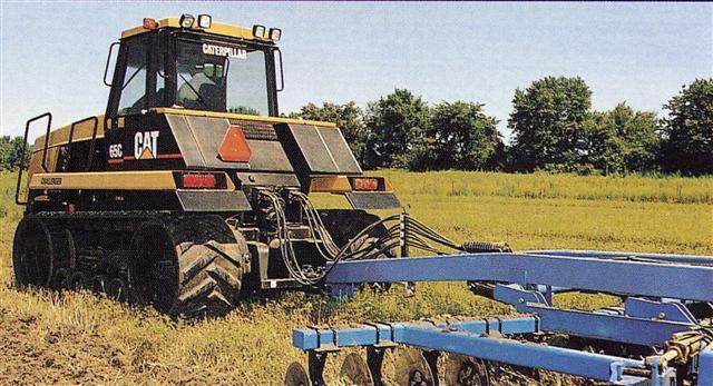 Photo du Tracteurs agricoles Challenger 65 C