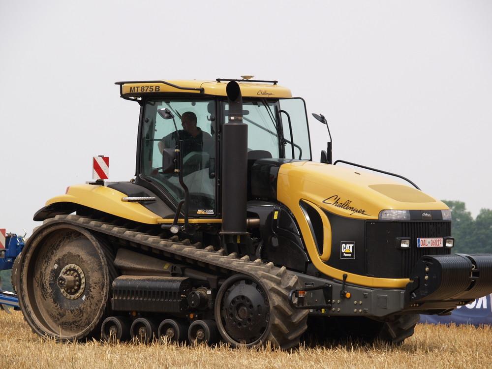 Photo du Tracteurs agricoles Challenger 875B