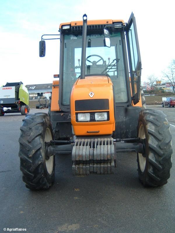 Photo du Tracteurs agricoles Temis 550