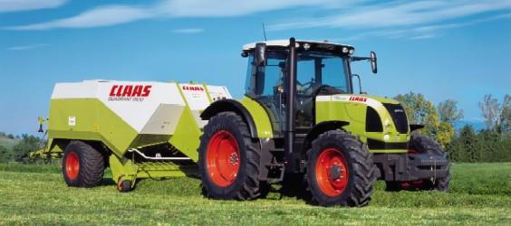Photo du Tracteurs agricoles 697 ATZ