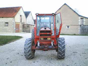 Photo du Tracteurs agricoles 891-4