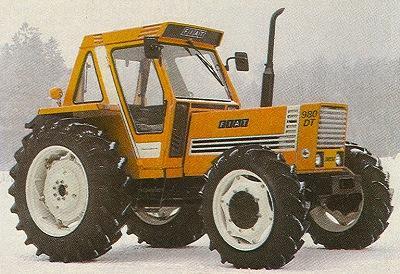 Photo du Tracteurs agricoles 880 DT