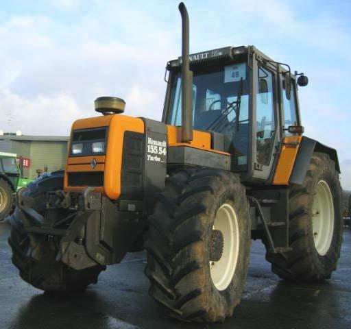 Photo du Tracteurs agricoles 155.54TZ