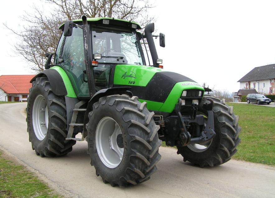 Photo du Tracteurs agricoles Agrotron 140