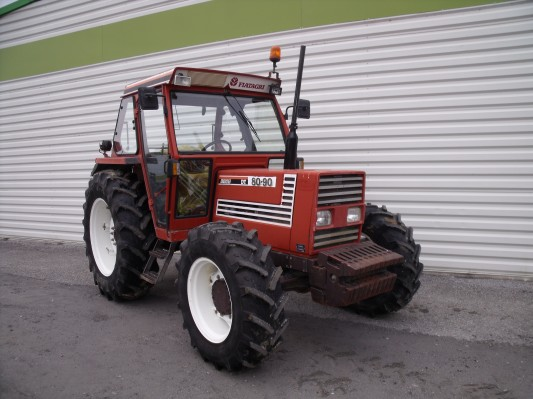 Photo du Tracteurs agricoles 80-90