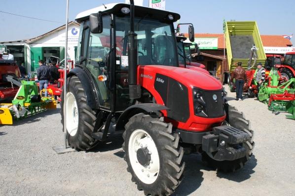 Photo du Tracteurs agricoles 604