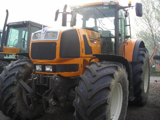 Photo du Tracteurs agricoles Atlès 926
