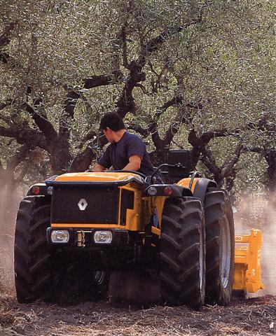 Photo du Tracteurs fruitiers Multis 146 F