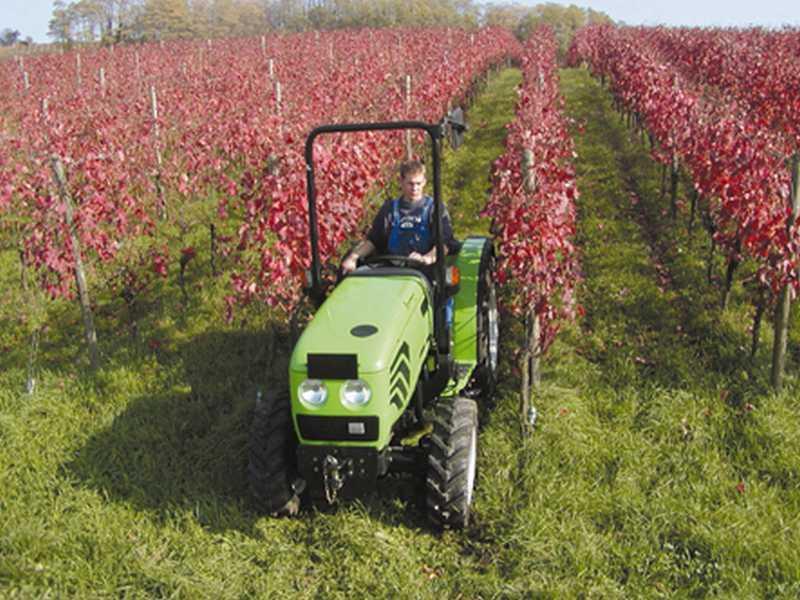 Photo du Tracteurs vignerons Agroplus 70S/ 75S/ 90S/ 110 S