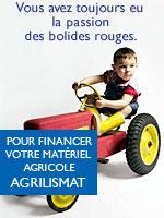 Photo du Financement du matériel agricole Agrilismat