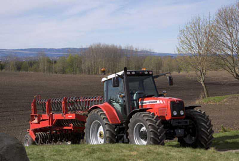 Photo du Tracteurs agricoles MF 6480