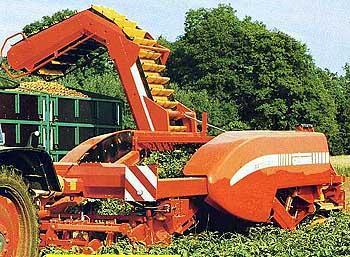 Photo du Arracheuses à pommes de terre GZ 1700/ DL 100/ DLS 1700