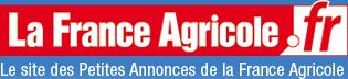Photo du Sites internet de matériels agricoles d'occasion La France Agricole.fr